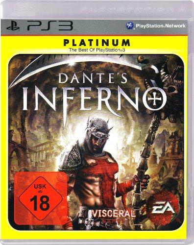 Dante's Inferno (Videospiel Inferno Dante)