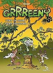 Grrreeny T01 - Vert un jour, vert toujours