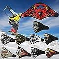 Frontier Neopren Full Face Reversible Biker Skateboard Motor Bike Sports Scary Mask CS Mask
