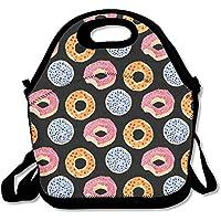 Colorful and Delicious Donuts Lunchtasche preisvergleich bei kinderzimmerdekopreise.eu