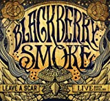 Blackberry Smoke: Leave A Scar - Live In North Carolina (Ltd. Double Gatefold, Blue Vinyl) [Vinyl LP] (Vinyl)