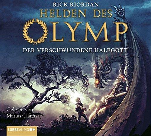 Helden des Olymp - Der verschwundene Halbgott: Teil 1.