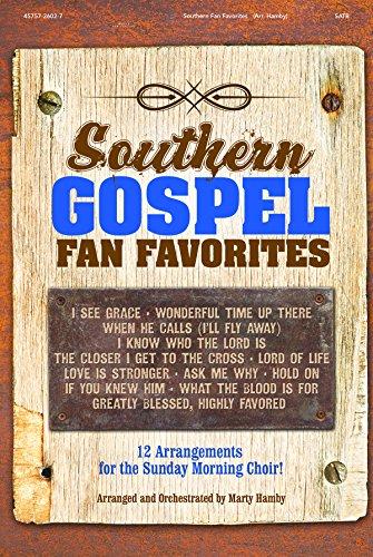 Southern Gospel Fan Favorites Listening CD