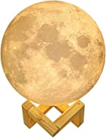 Moon Lamp 20cm with Remote