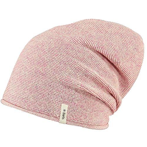 Barts Damen Boucan Beanie Fedora, rosa, (Herstellergröße: One Size)