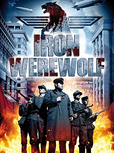Iron Werewolf Cover