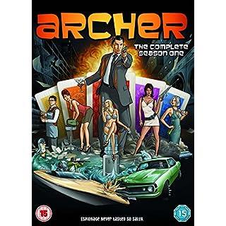 Archer: Season 1 [2 DVDs] [UK Import]