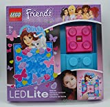 Lego Friends LED Brick Night Light with 30 - Best Reviews Guide