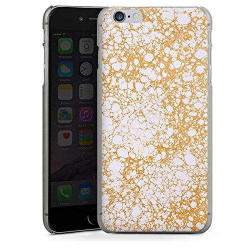 Apple iPhone X Silikon Hülle Case Schutzhülle Wabe Wachs Muster Hard Case anthrazit-klar