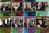 Commissario Montalbano - Vols. 1-7 + Der junge Montalbano (32 DVDs)
