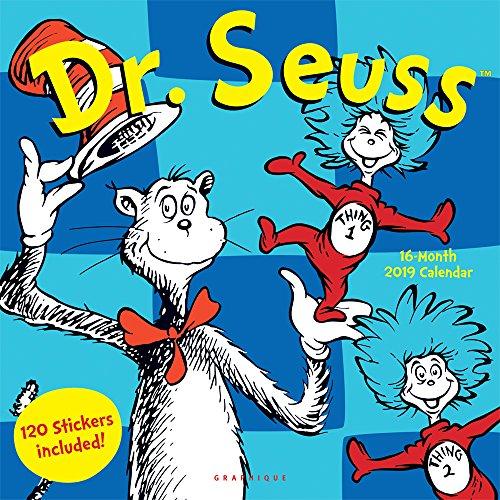 Dr Seuss 2019 Calendar