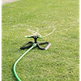 Divine Tree 3 Arm Water Sprinkler 360 Degree Rotating Automatic Garden Sprinkler Lawn Irrigation System Durable Water Sprayer