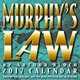 Murphy's Law 2017 Day-to-Day Calendar by Arthur Bloch (2016-08-02)