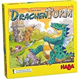 HABA 302647 - Drachenturm Spiel