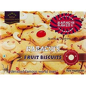 Karachi Fruit Biscuit – Premium,  400 g