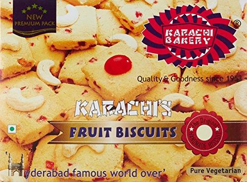 Karachi Bakery Fruit Biscuits, 400g 61xK0Z 2BnAvL