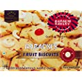 Karachi Bakery Fruit Biscuits, 400g