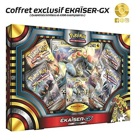 Coffret Pokemon - Ekaiser GX 240PV (en Français)