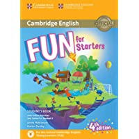 Fun for Starters. Student's Book with Home Fun Booklet and online activities. 4th Edition