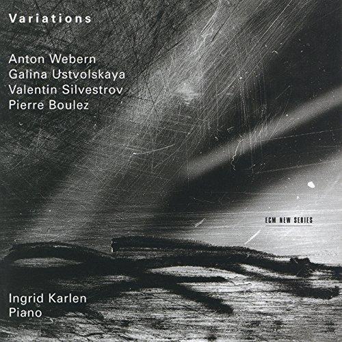 Variations - Ecm New Series