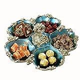 Eoco Obstkorb Kreative Retro Luxus Couchtisch Dekoration Ornament Home Wohnzimmer Partition Getrocknete Obstteller