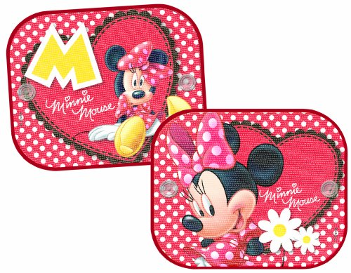 Disney MI-SAA-010, Parasol coche Minnie Mouse, 36