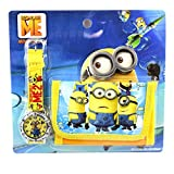 Wallet & Watch Set - Despicable Me 2 Wal...
