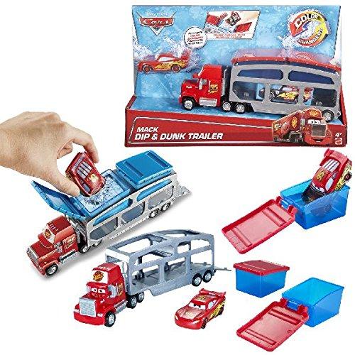 Cars - Vehículo de juguete, multicolor (Mattel CKD34)