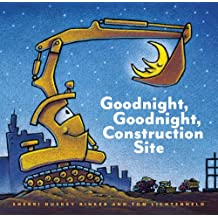 Goodnight, Goodnight Construction Site (English Edition)