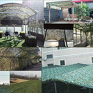XIAOYAN Markisen Camouflage Net Wüste Woodland Camo Netting für Camping Sonnenschutzmittel Netting Größe Kann Angepasst Werden Kundenspezifische Größen verfügbar (Farbe : 1005, Größe : 8×10M) von XIAOYAN - Gartenmöbel von Du und Dein Garten