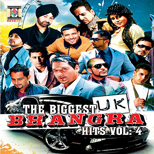 The Biggest UK Bhangra Hits, V...