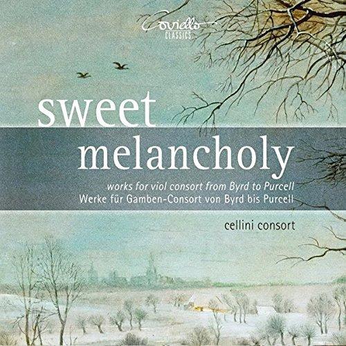 Sweet Melancholy - Werke für Gamben-Consort