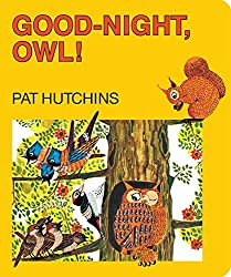Good-Night, Owl! (Classic Board Books)