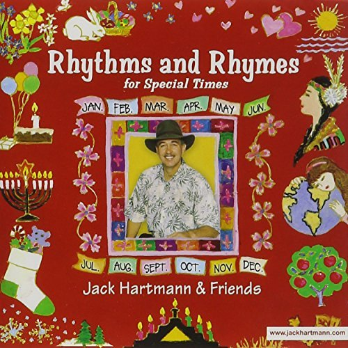 Rhythms and Rhymes for Special Times by Jack Hartmann