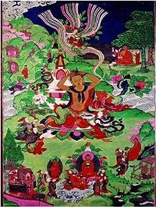 Editions Ricordi 2901N26038 - Puzzle de 1500 Piezas del Cuadro Arte Tibetano: La Vida de Buda