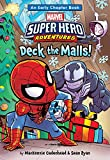 Deck the Malls!: An Early Chapter Book (Super Hero Adventures Chapter Books)