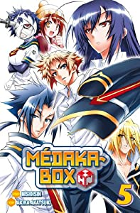 Médaka-Box Edition simple Tome 5