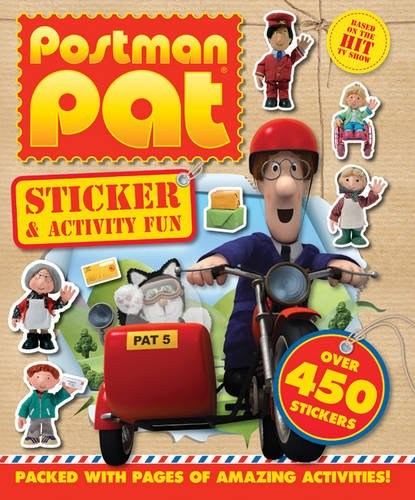 Image of Postman Pat: Sticker and Activity Fun