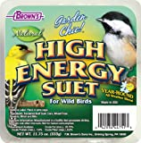 F.M. Brown's, Garden Chic Suet and Bread Cakes, 11-3/4-Ounce Hi Energy Plus Apple