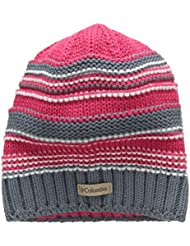 Columbia Gyroslope Beanie Bonnet Mixte Enfant, Punch Pink, FR : (Taille Fabricant : O/S)