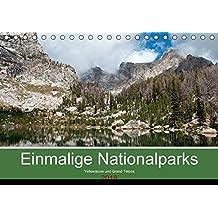 Einmalige Nationalparks - Yellowstone und Grand Tetons (Tischkalender 2018 DIN A5 quer): Unvergessliche Momente (Monatskalender, 14 Seiten ) (CALVENDO Orte) [Kalender] [Oct 05, 2013] Enders, Borg