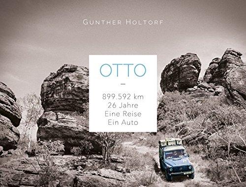 Otto: 899.592 Kilometer - 26 Jahre - Eine Reise - Ein Auto -