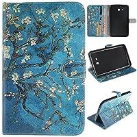 Skytar Cover para Tab 3 Lite T113,Carcasa para tablet Galaxy tab 3 lite,Folio Case Cover con Soporte Funda in Pelle para Samsung Galaxy Tab 3 7.0 Lite (SM-T110 SM-T111 SM-T113 SM-T116) Tablet
