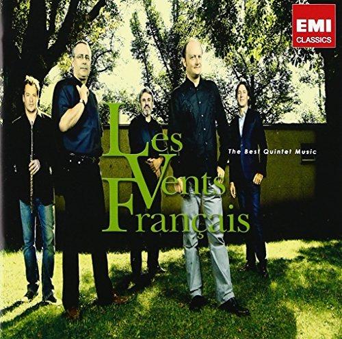 LES VENTS FRANCAIS(2CD) by Les Vents Francais (2012-04-11) -