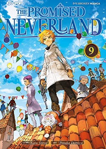 The promised Neverland: 9