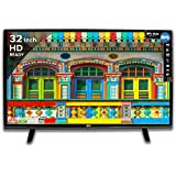 BPL 80cm (32 inches) Vivid BPL080D51H/BPL080F2000J HD Ready LED TV (Black)