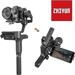 Zhiyun Weebill Lab Creator Package Creator Paket Gimbal Dslr Kamera Stabilisator Handheld Stabilizer 3 Achsen Vielseitige