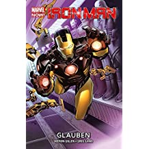 Iron Man Paperback Softcover #1: Glauben (2014, Panini) **Marvel Now**