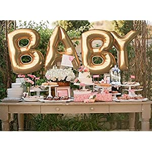 PARTY PROPZ BABY SHOWER (LATEX BALLOON (PACK OF 25))