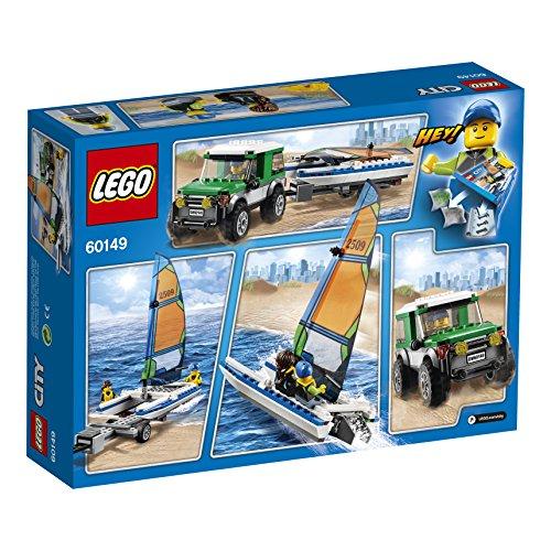 LEGO City 60149 - Great Vehicles Pick Up 4 x 4 con usato  Spedito ovunque in Italia